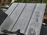 Muswell Hill Lead Flat Roof
